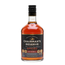 CHAIRMAN'S RESERVE SPICED RUM 0,7 l, 40%