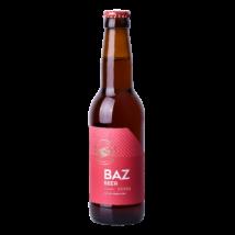 BAZ BEER VÖRÖS 0,33L