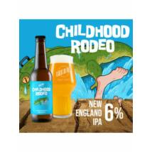 FIRST CHILDHOOD RODEO NEIPA 0,33L