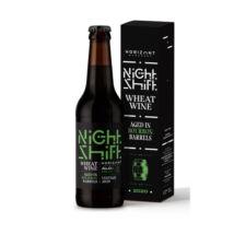 HORIZONT NIGHT SHIFT 2020 WHEAT WINE BOURBON HORDÓBAN ÉRLELVE 0,33L
