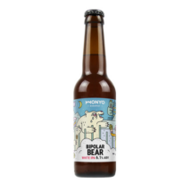 MONYO BIPOLAR BEAR WHITE IPA 0,33L