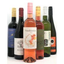 TAVASZI válogatás - 6 palack bor a hétköznapokra
