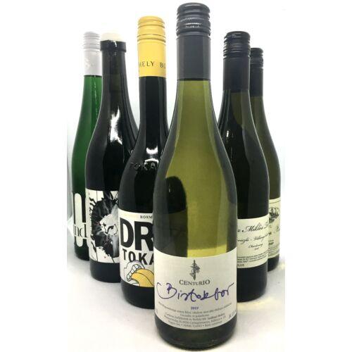 BEST BUY FEHÉREK - 6 palack fehér kedvencünk összecsomagolva