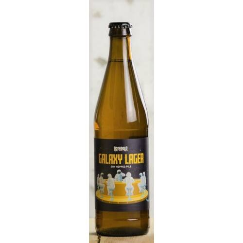 ROTHBEER GALAXIS LAGER  0,5L