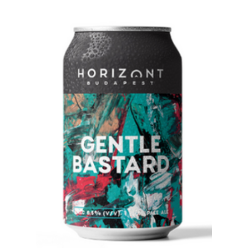 HORIZONT GENTLE BASTARD IPA 0,33L DOBOZOS