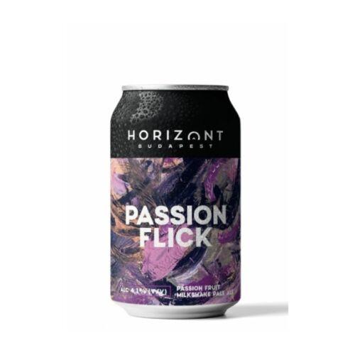HORIZONT PASSION FLICK 0,33L dobozos