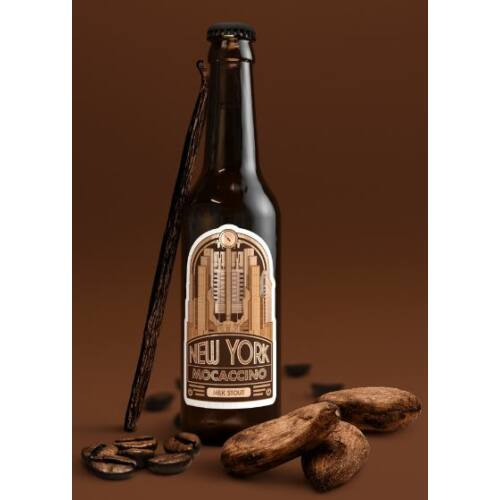 MAD SCIENTIST NEW YORK MOCCACINO PORTER 0,33l
